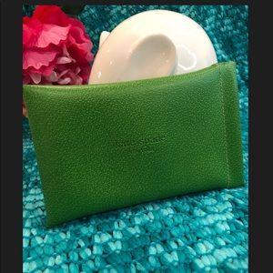 Kate ♠️ Spade Green Sunglasses Soft Case